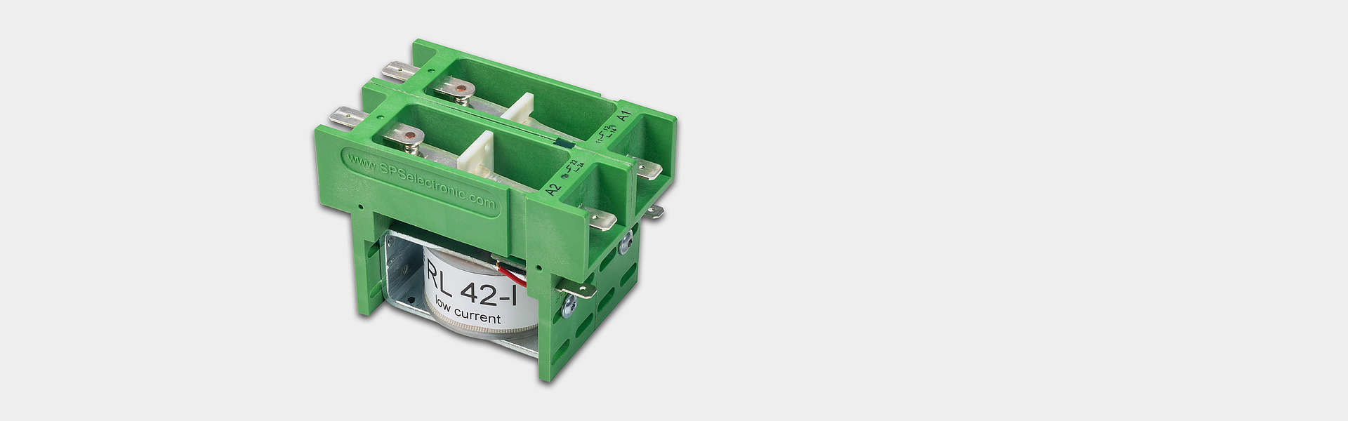 High Voltage Relay up to 5,000 V DC RL 42-l   SPS electronic