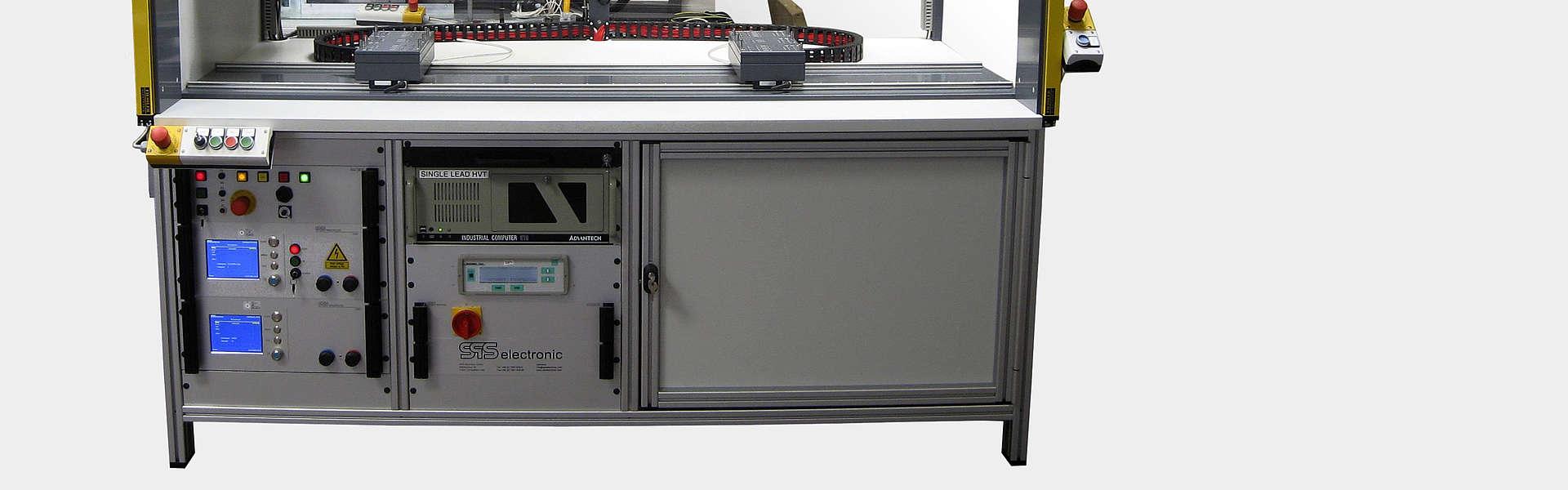 System Pomiarowy Dla Przewodów Silników Elektrycznych Sps Electronic